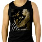 Over The Top Stallone 80s Movie Men Black Tank Top Sleeveless