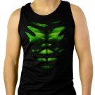 RIPPED HULK SUPERHERO ICONIC COMIC Men Black Tank Top Sleeveless