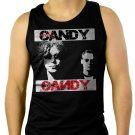 THE JESUS AND MARY CHAIN Men Black Tank Top Sleeveless