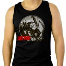Ant-Man Comic Marvel Avengers Men Black Tank Top Sleeveless
