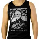Carol's Cookies The Walking Zombie Dead  Men Black Tank Top Sleeveless
