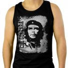 Che Guevara Retro Men Black Tank Top Sleeveless