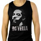 Straight Outta Compton DJ Yella Men Black Tank Top Sleeveless