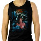 A Nightmare On Elm Street Men Black Tank Top Sleeveless