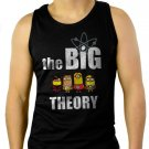 Big Bang Minions Men Black Tank Top Sleeveless