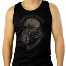 Black Sabbath Iron Man Men Black Tank Top Sleeveless