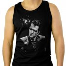 Joe Strummer BlackSz S M L XL Men Black Tank Top Sleeveless