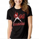 New Hot Magnum 44 Eric Davis Reds Women Adult T-Shirt