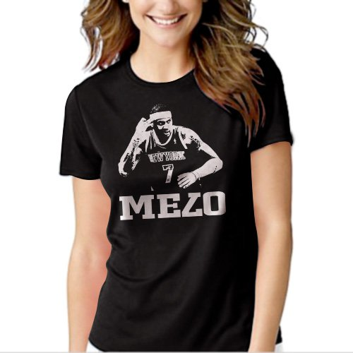 New Hot MELO KNICKS CARMELO ANTHONY Women Adult T-Shirt