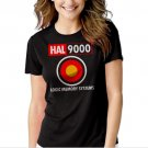 New Hot 2001 Space Odyssey HAL 9000 T-Shirt For Women