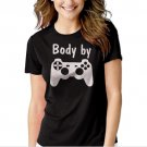 New Hot Body by Video Games T-Shirt For Women