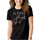 New Hot Flipper kurt cobain, nirvana T-Shirt For Women