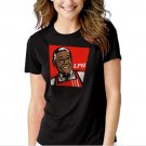 New Hot Gus Breaking Bad Los Pollos Hermanos T-Shirt For Women