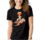 New Hot Huey Freeman The Boondocks T-Shirt For Women