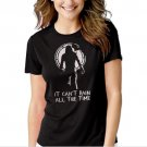 New Hot It Cant Rain All The Time The Crow T-Shirt For Women