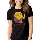 New Hot Minions Banana T-Shirt For Women