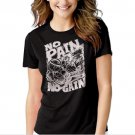 New Hot NO PAIN NO GAIN GYM T-Shirt For Women