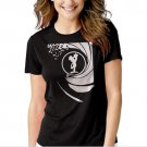 007 Danger Mouse Black T-shirt For Women