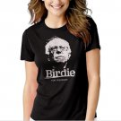 Birdie Sanders For President Black T-shirt For Women