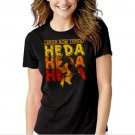 HEDA LEKSA KOM TRIKRU Black T-shirt For Women