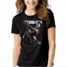 The Walking Dead Grimes Dixon Black T-shirt For Women