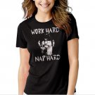 Uncle Si Duck Dynasty Hey Jack Black T-shirt For Women