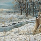 """A Gray Winter's Day"" ~ Limited Edition Giclee Print"