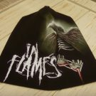 IN FLAMES Beanie Hat Heavy Metal Rock Band Snow Winter Ski Bikers Cap