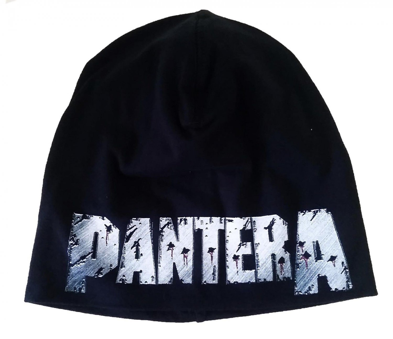 PANTERA Beanie Hat Heavy Metal Rock Band Snow Winter Ski Bikers Cap