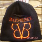 Black Veil Brides Band Embroidery Heavy Rock Beanie Hat Snow Winter Biker Cap