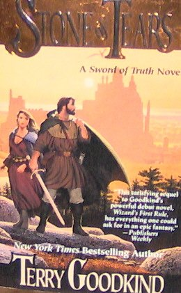 Stone Of Tears - By Terry Goodkind - Pb/1996 - Fantasy