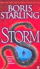 Storm - By Boris Starling - PB/2000 - Mystery Thriller