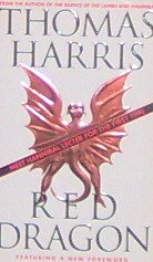 RED DRAGON - By Thomas Harris - PB/2000 - Suspense