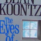 THE EYES OF DARKNESS - By Dean Koontz - Pb/1996 Suspense