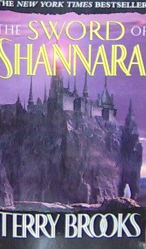 THE SWORD OF SHANNARA Volume 1 - Terry Brooks - PB/1977 Fantasy
