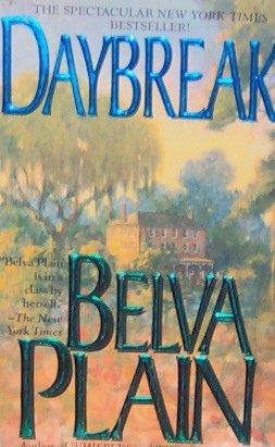 DAYBREAK - By Belva Plain - PB/1994  Action
