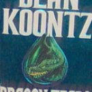 DRAGON TEARS - By Dean Koontz - PB/1993 Thriller