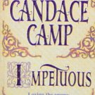 IMPETUOUS - By Candace Camp - PB/1998 Historical Romance