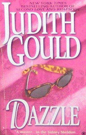 DAZZLE - By Judith Gould - Paperback/1989 Suspense Romance