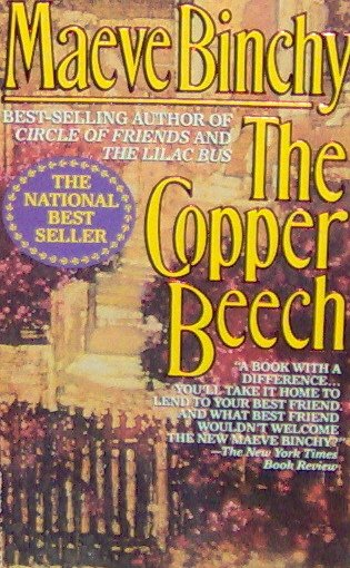 THE COPPER BEECH - By Maeve Binchy - PB/1993 - Contemporary Romance