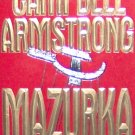 MAZURKA - By Campbell Armstrong - PB/1988 - Thriller Suspense
