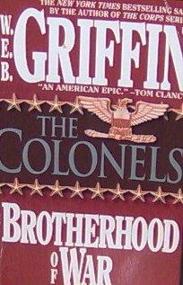BROTHERHOOD OF WAR - By W.E.B. Griffin - PB/1983 - War Military
