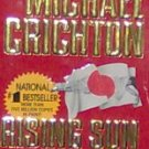 RISING SUN - By Michael Crichton - PB/1993 - Mystery