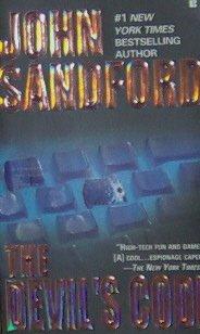 THE DEVIL'S CODE - By John Sandford - PB/2000 - Crime Thriller