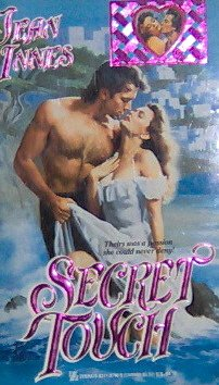SECRET TOUCH - By Jean Innes - PB/1992 - Historical Romance