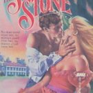 THE PASSION STONE - By Harriette de Jarnette - PB/1984 - Historical Romance