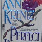 PERFECT PARTNERS - By Jayne Ann Krentz - PB/1992 - Romantic Adventure
