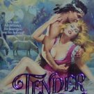TENDER SAVAGE - By Phoebe Conn - PB/1989 - Historical Romance