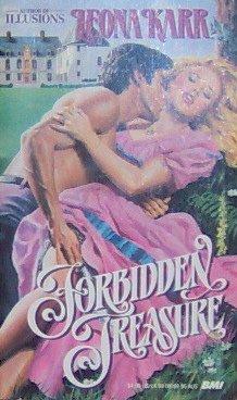 FORBIDDEN TREASURE - By - Leona Karr - PB/1988 - Romance