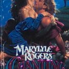 CHANTING THE DAWN - By Marylyle Rogers - PB/1991 - Historical Romance